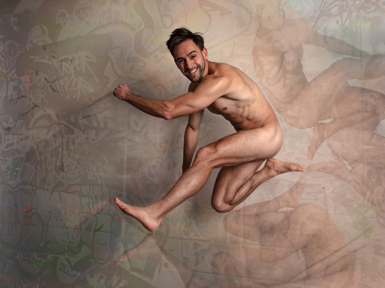 Fine art nude portrait by Farnham, Surrey based photographer James Muller