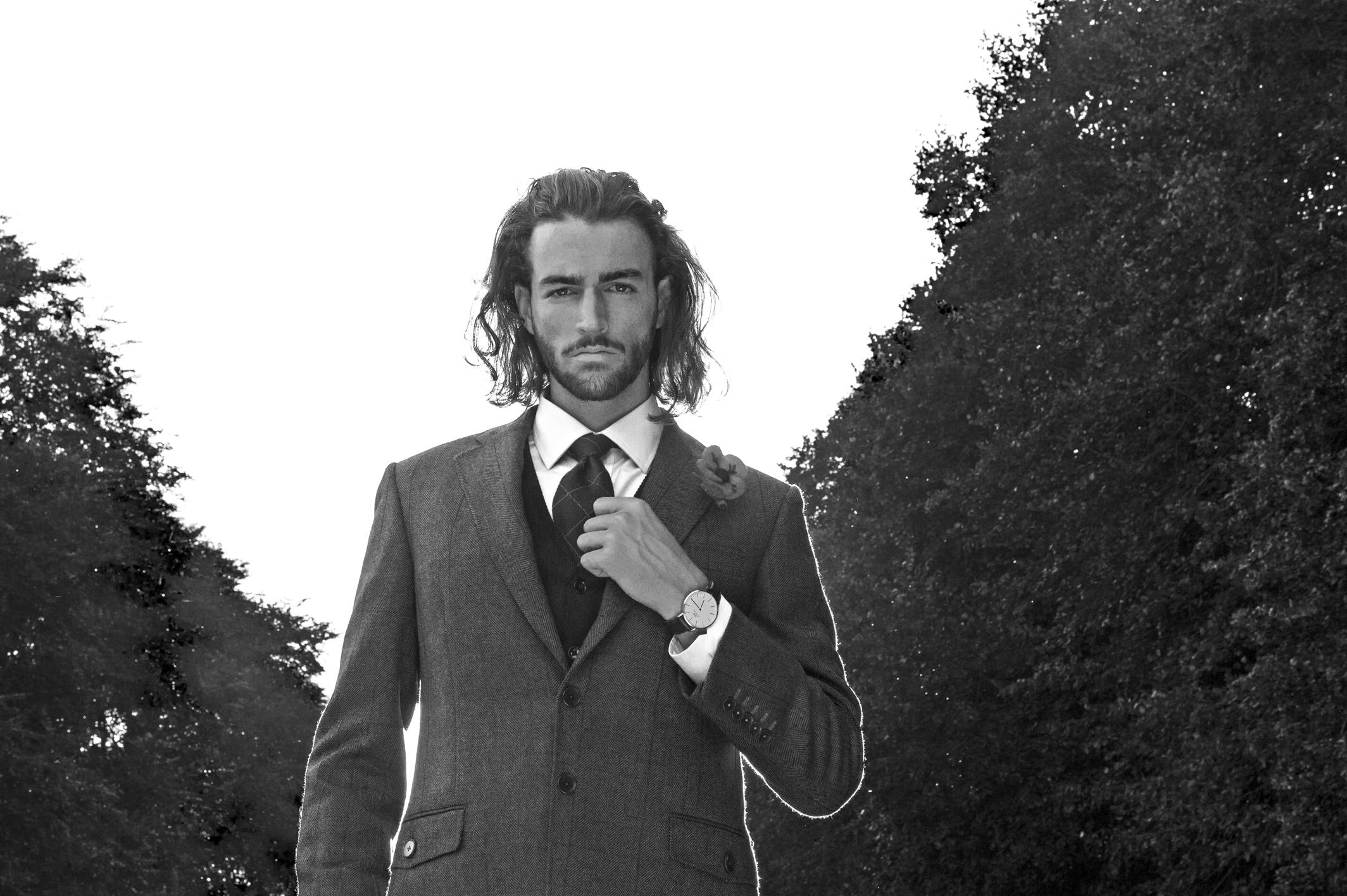 Fashion photography for roomten by Farnham, Surrey portrait photographer James Muller