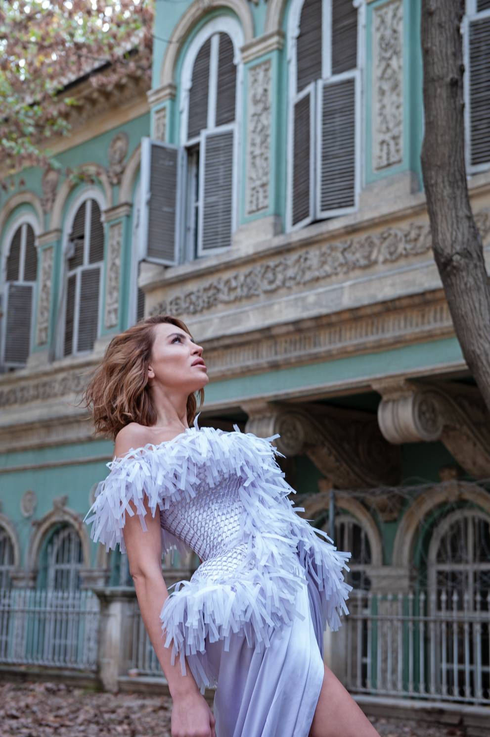 Guynay Musayeva for Afffair in Istanbul, Turkey by Farnham, Surrey based portrait and fashion photographer