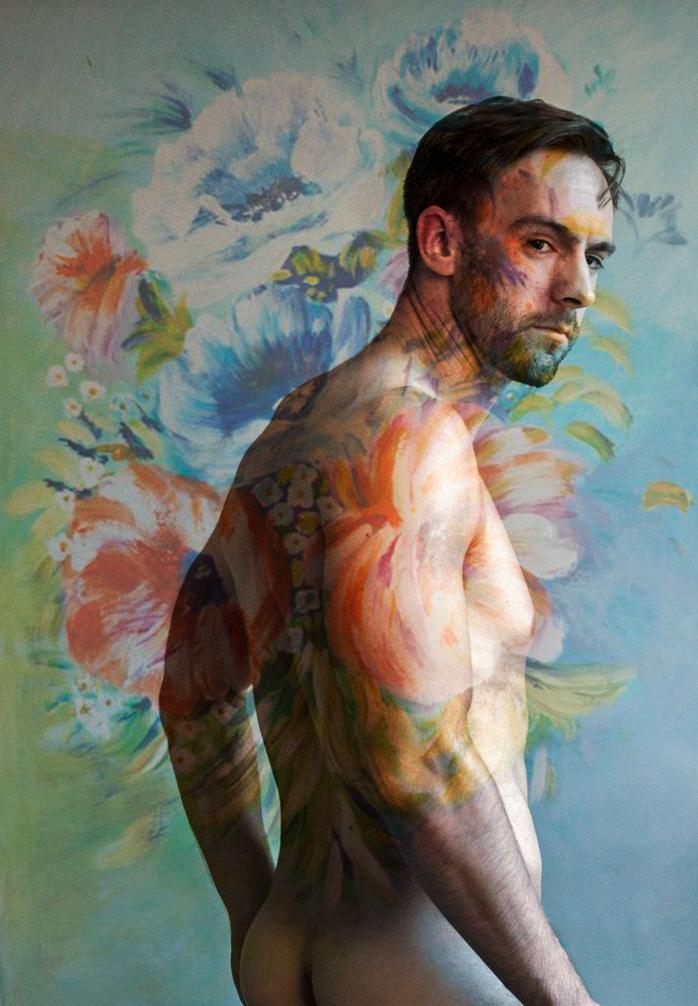 Fine art nude by Farnham, Surrey based portrait and fashion photographer James Muller