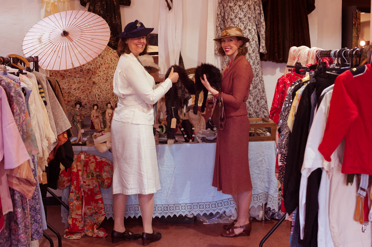 Corporate event photography at the vintage fair by Farnham, Surrey based photographer James Muller