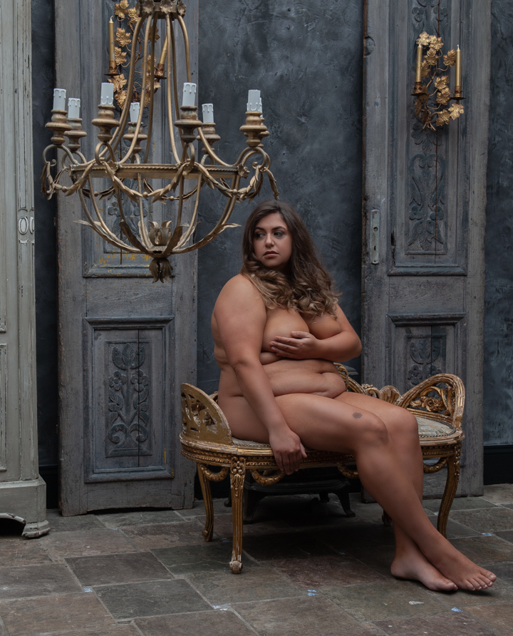 Fine art body diversity photography by Farnham, Surrey based portrait and fashion photographer James Muller
