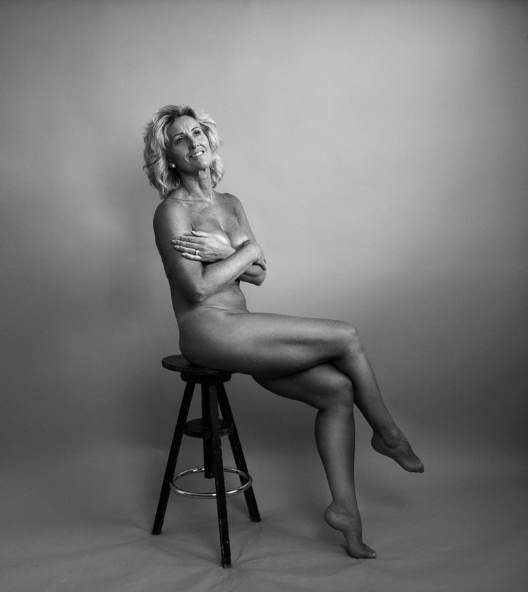 Fine art female physique and fitness photography by Farnham, Surrey based portrait and fashion photographer James Muller